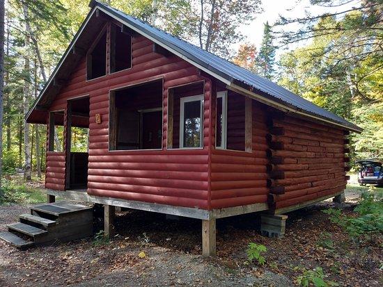Patten, ME: Cabin #2
