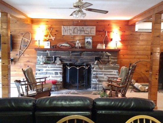 Patten, ME: Mt. Chase Lodge