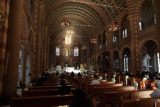 Exceptional Assumption Cathedral: Grand Interiors.
