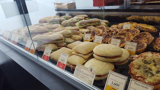 Saint-Martin-d'Heres, Frankrig: Boulangerie PAUL - Pâtisserie - Restauration - Salon de thé - Saint martin d'hères - SMH