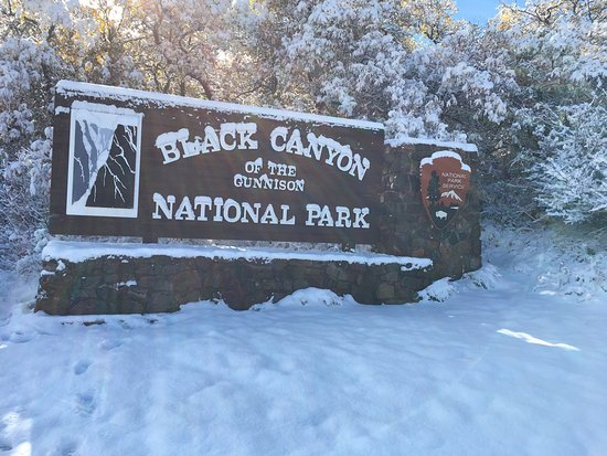 Parque Nacional Cañón Negro del Gunnison, CO: photo0.jpg