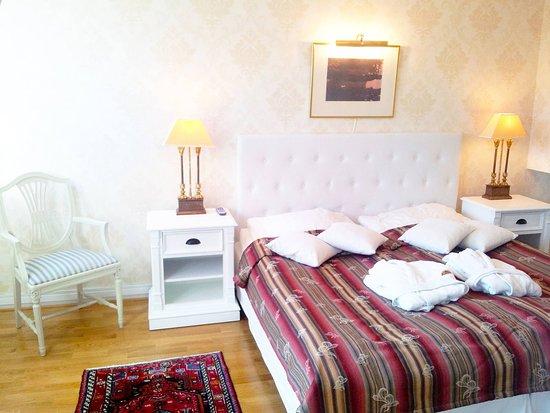 Lund, Sweden: Suite Deluxe