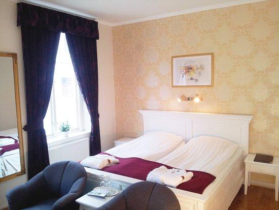 Lund, Suecia: Double Room Superior