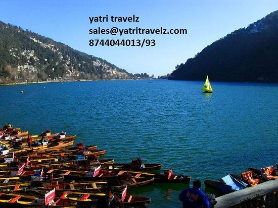 Foldereid, Νορβηγία: Nainital…the alluring Lake District  Take a romantic trip to the higher lands of Nainital, the a