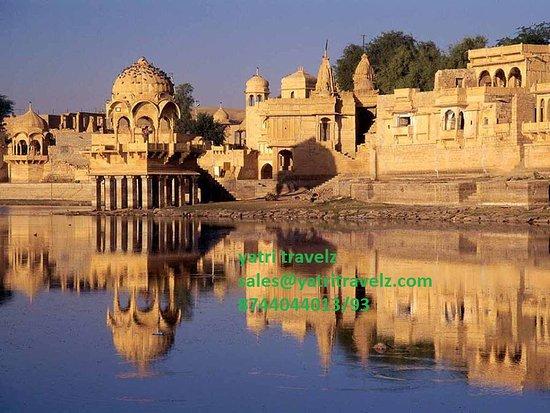 Foldereid, นอร์เวย์: Jaisalmer…the sandcastle city  Romance at the sandcastle city of Jaisalmer. Immerse yourself in