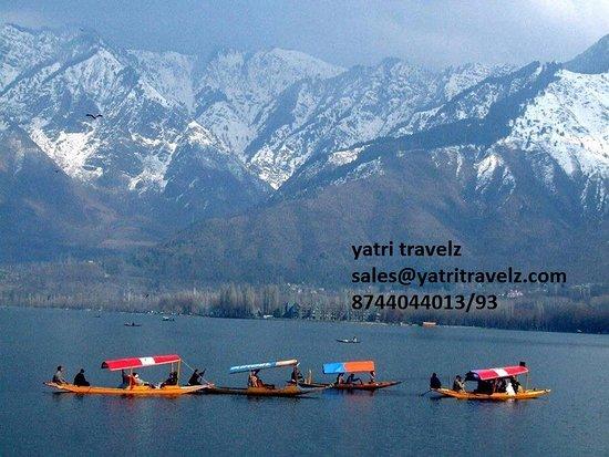 Foldereid, Νορβηγία: Srinagar…divine beauty  Get enticed by the divine beauty of Srinagar along with your partner. Fo