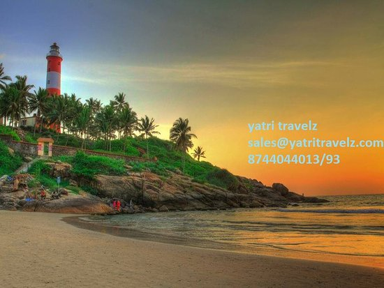 Foldereid, Νορβηγία: Kovalam…absolute delights  Make a trip to the beach town of Kovalam that is an absolute delight