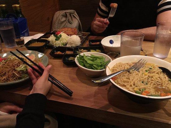 hanamichi good korean food