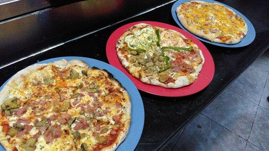Firgas, สเปน: Pizzeria Churreria La Nortenita