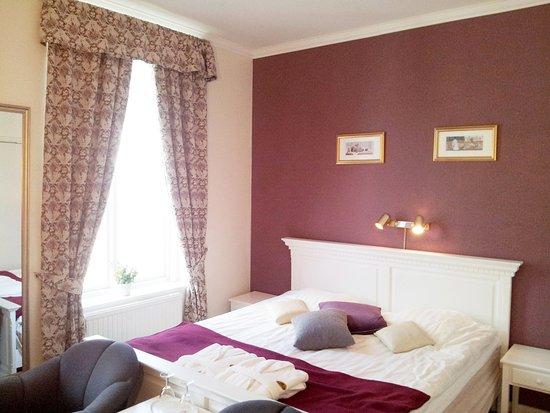 Lund, Szwecja: Double Room Superior