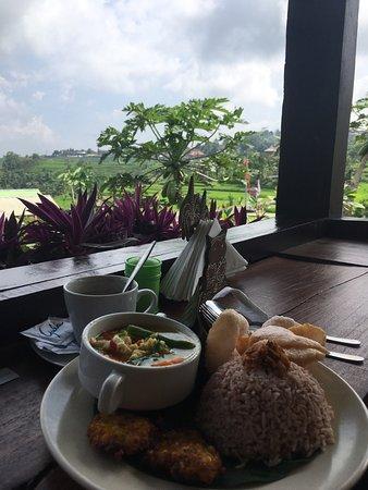 Penebel, Индонезия: Waroeng Wayan