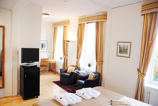 Lund, Svezia: Double Room Superior