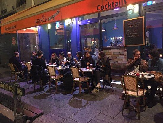 restaurant guinguette paris
