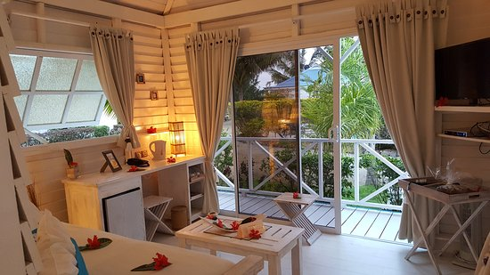 Uturoa, Polinesia Prancis: Opoa Beach Hotel