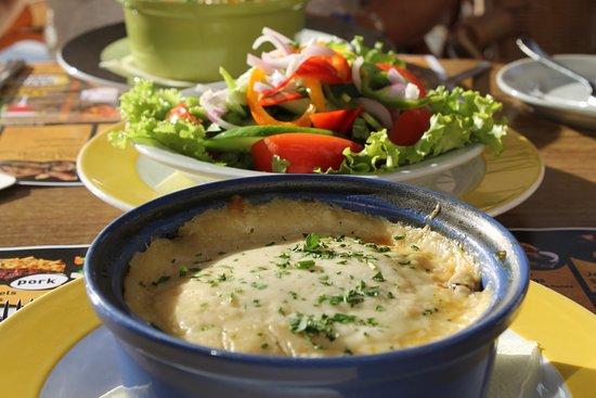 Fiesta Bar & Grill: Lekker eten