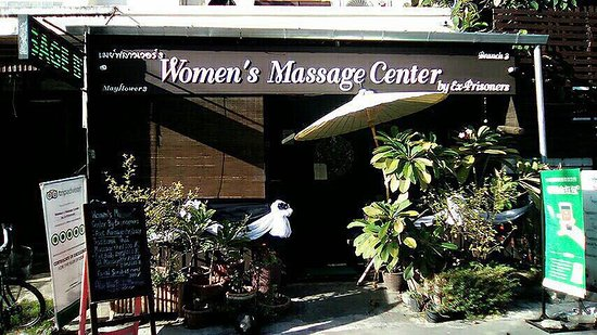‪Women's Massage Center by Ex-Prisoners‬