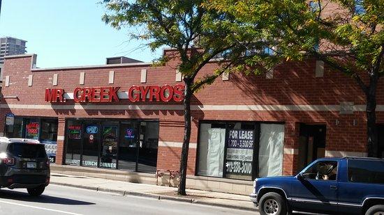 Greek Town Restaurants Township Picture Of Greektown Chicago