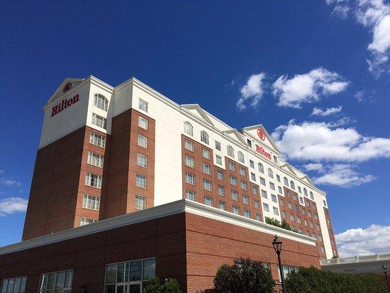 Hilton Columbus At Easton Hotel Ohio