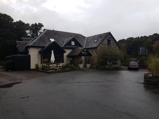 Grandtully, UK: The Inn on the Tay
