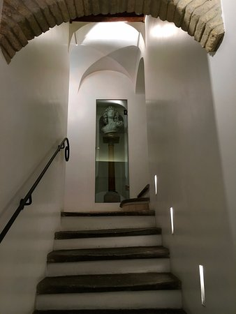 Gigli d'Oro Suite: Steps up to the suites