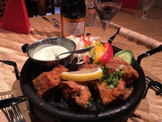Maharaja Curry: Die neuen Tandoor Spezialitäten in dem Restaurant sind mega lecker!