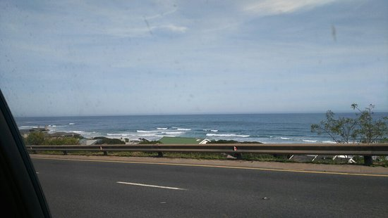 Wilderness, Afrika Selatan: Beach