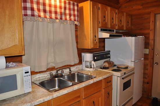 Margaree Forks, Kanada: Kitchen