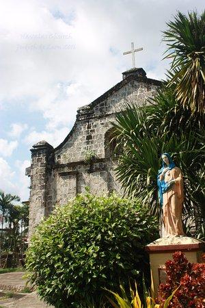 Visayas, Filipinas: Left Side View