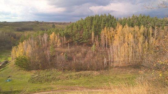 Sudzha, Russland: Открывающиеся виды с территории Монатыря