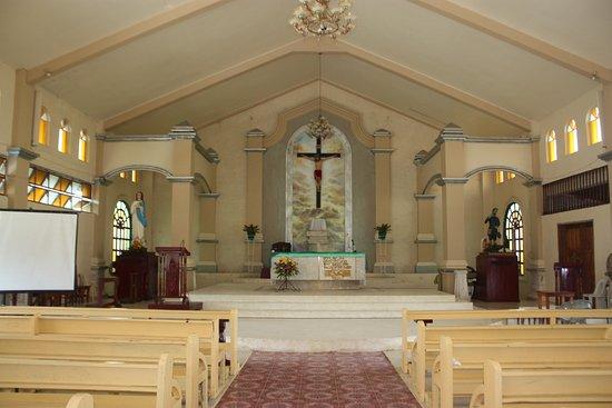 Visayas, Filipinas: The Altar