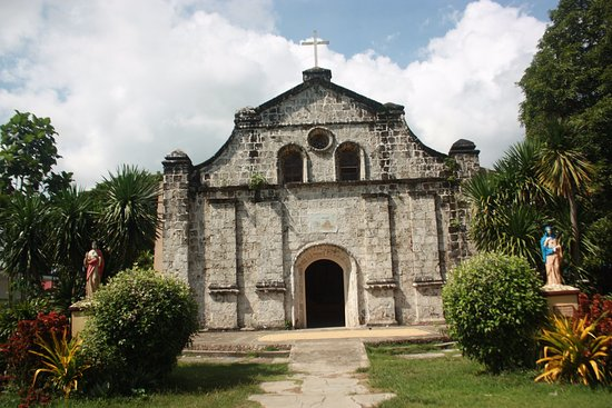 Visayas, Filipinas: Navalas Church