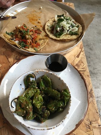 Clarkston, มิชิแกน: Tacos and Peppers