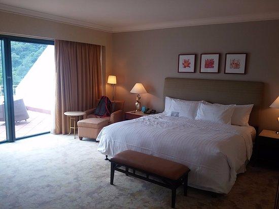 Grand Coloane Resort Macau: 房間空間感十足