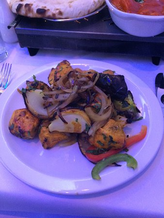 Dursley, UK: Fantastic food and service
