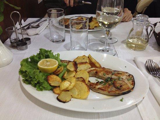 Spaghetti house & fish: Pesce spada