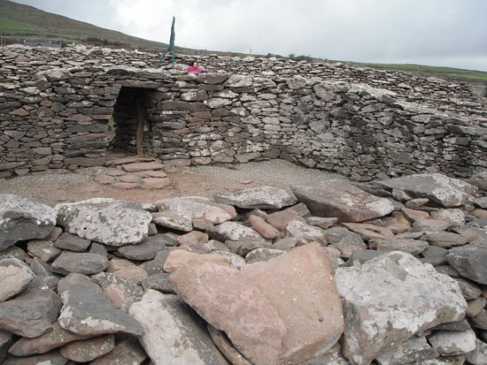 Ventry, Irlanda: Dunbeg Fort