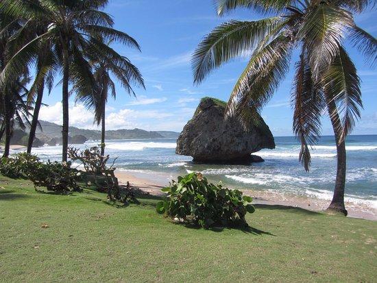 Saint Michael Parish, Barbados: Atlantic coast..(one of the best point to surf )
