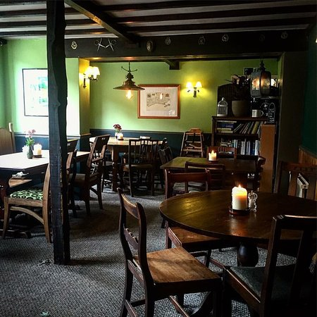 Litlington, UK: The Plough and Harrow