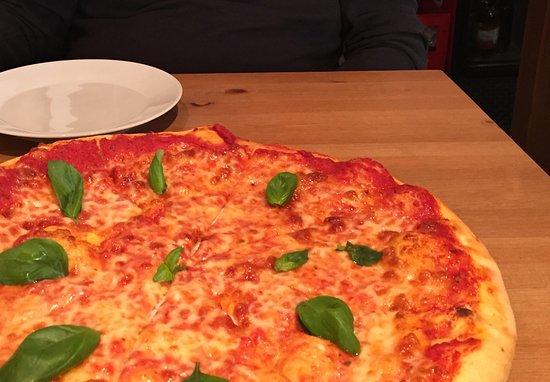 Valtice, Republika Czeska: Margarita pizza