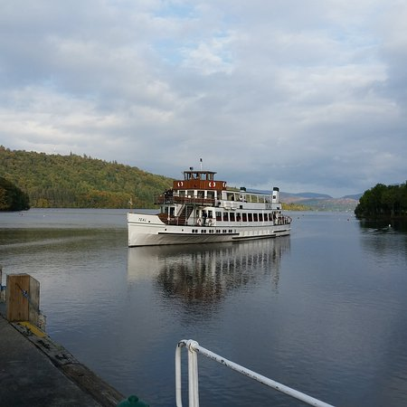 Windermere Lake Cruises: 20161014_100122_large.jpg