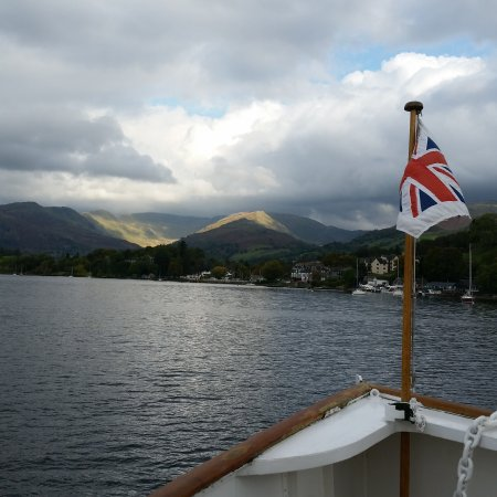 Windermere Lake Cruises: 20161014_104251_large.jpg