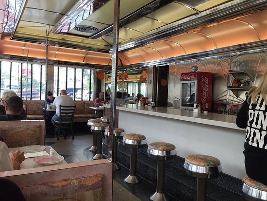 Phillipsburg, نيو جيرسي: Key City Diner
