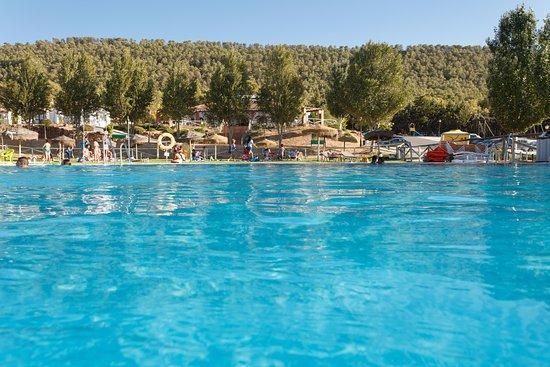 Camping la Sierrecilla : piscina