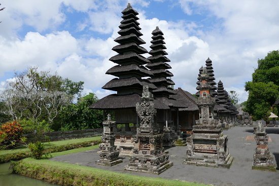 Mengwi, Indonesia: Taman Ayun Tempel