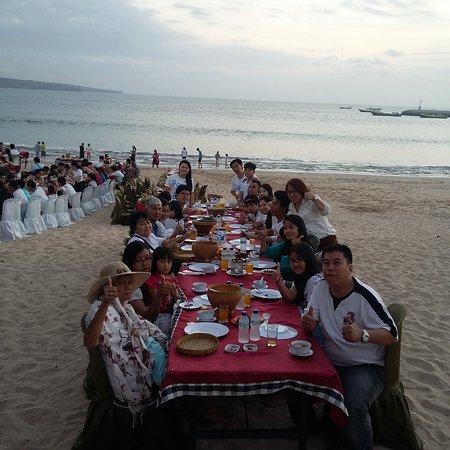Harga Makan Di Jimbaran Bay Restaurant