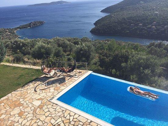 Sivota, Grécia: Dream View Villas