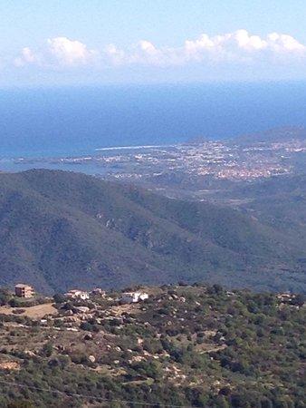 Arzana, Italia: Viste mozzafiato