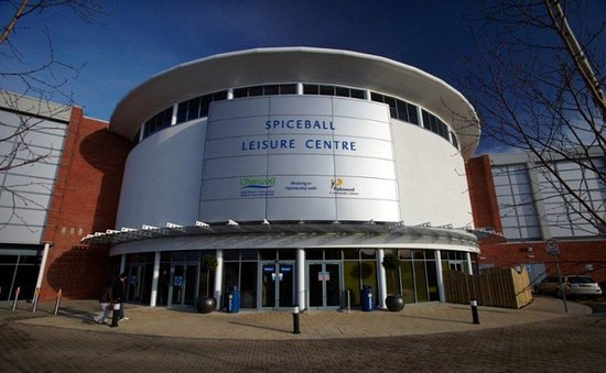 Spiceball Leisure Centre