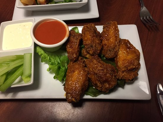 Rye Brook, État de New York : wings