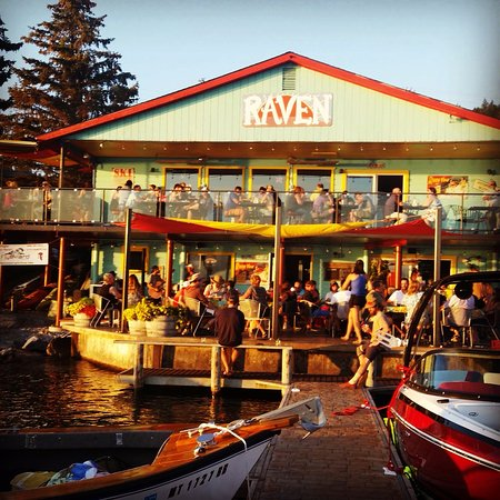 Bigfork, MT: Summer at The Raven